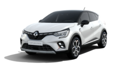 Новото Renault CAPTUR E-TECH
